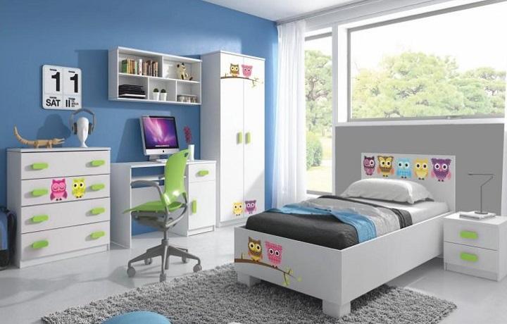 Nábytok do detskej izby Svend
