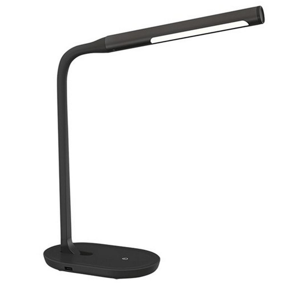 LED lámpa Wo50-w, fekete, ABS