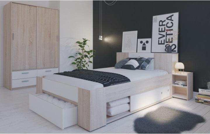 Spálňa SIRIUS