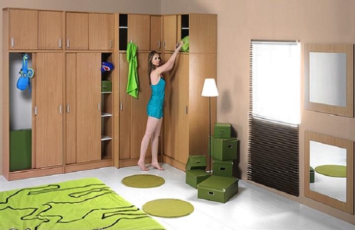 ac61a85a9a840 Kolekcie sektorového spálňového nábytku | temponabytok.sk