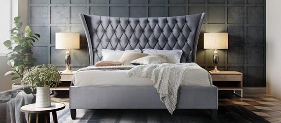 Kárpitozott ágyak