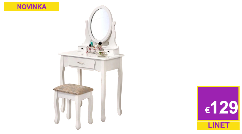 https://www.temponabytok.sk/spalna/toaletne-stoliky/toaletny-stolik-s-taburetom-biela-strieborna-linet-461694058