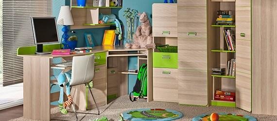 Nábytok do detskej a študentskej izby