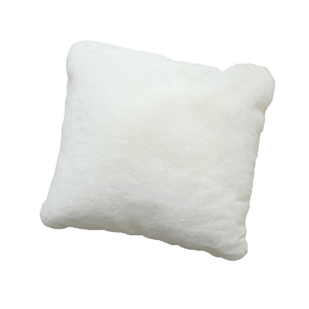 Pernă, albă, 45x45, RABITA NEW  TIPUL 7