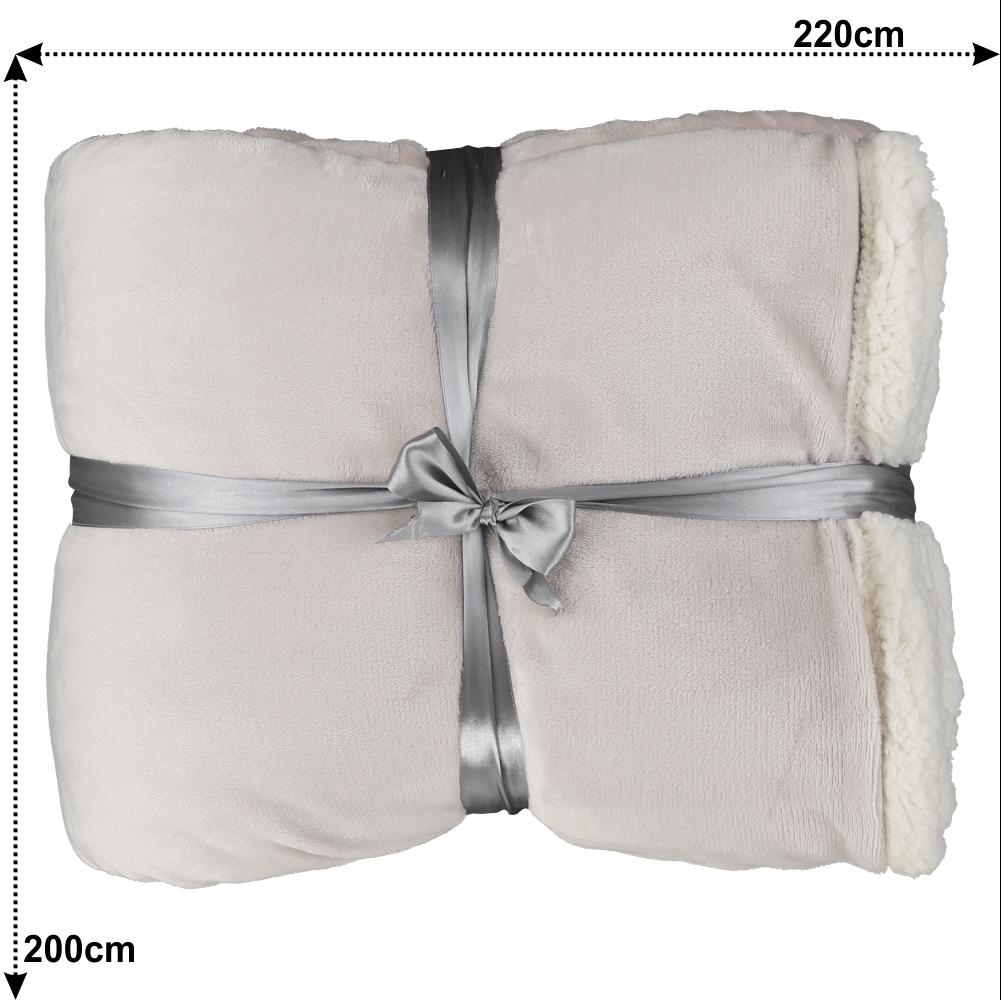 Kétoldalas takaró, fehér, ANKEA TÍPUS 2