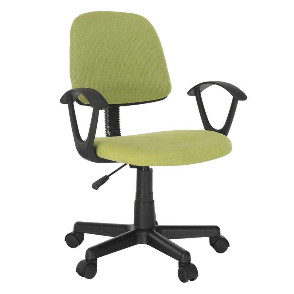 Irodai szék, zöld/fekete, TAMSON