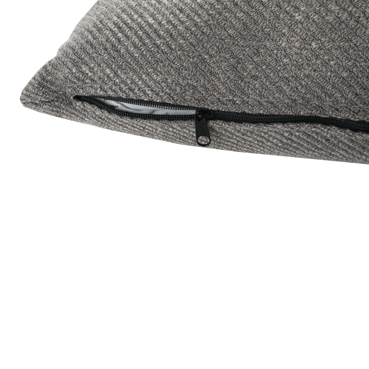 Rozkladacia kreslo, sivá, ARKADIA, zips