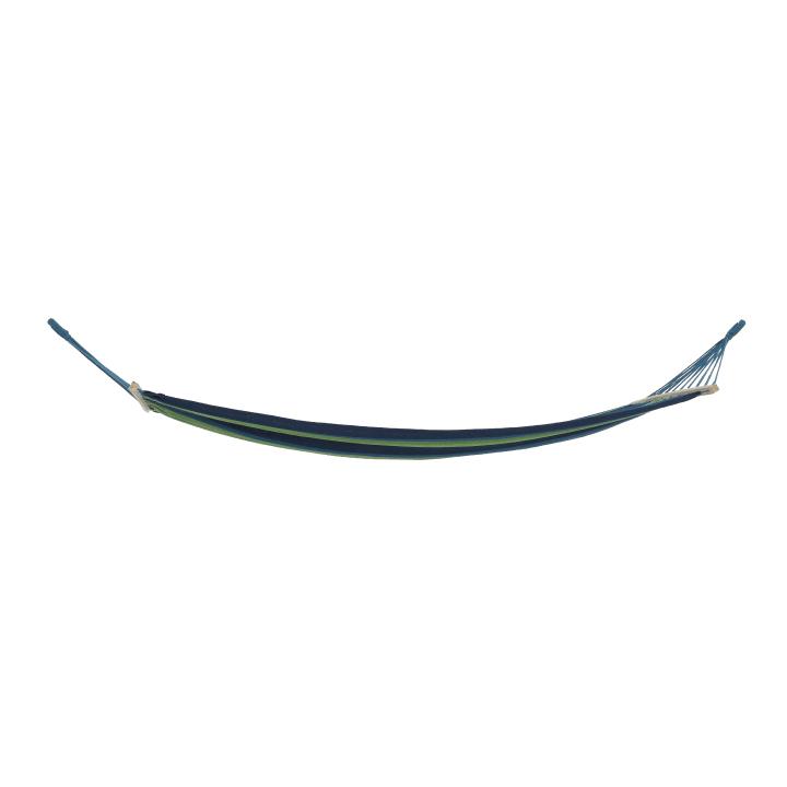 Hojdacia sieť, tyrkysová/modrá/zelená, EVANA, rozbalený tovar