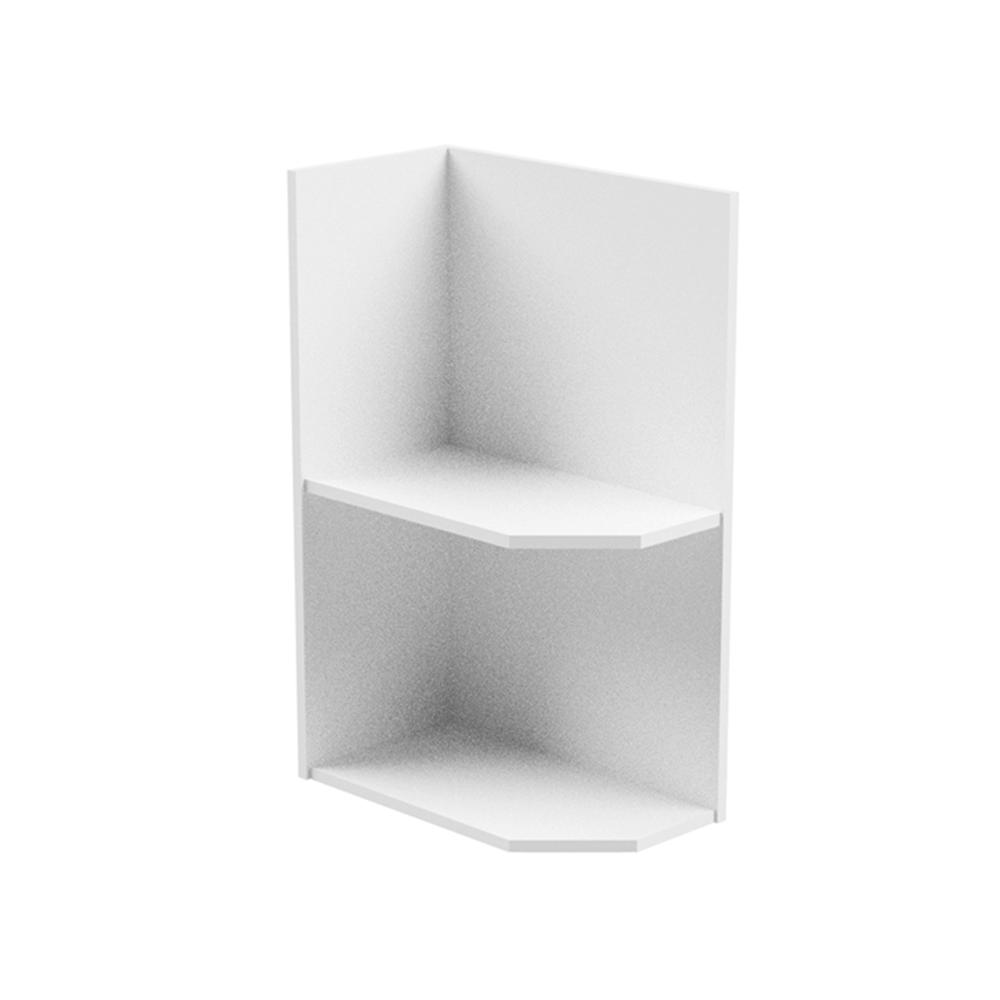 Dulap inferior, alb, de stânga, AURORA D25PZ