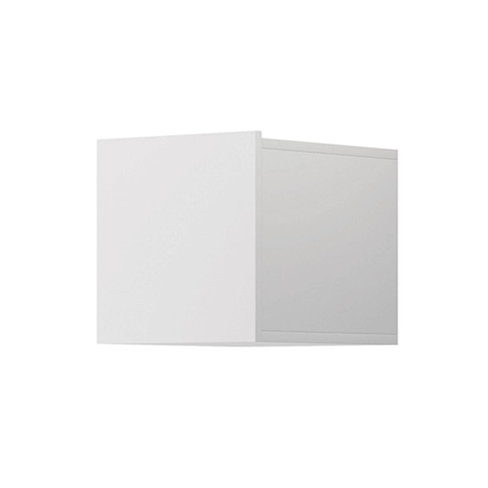 Faliszekrény, fehér, SPRING ED30