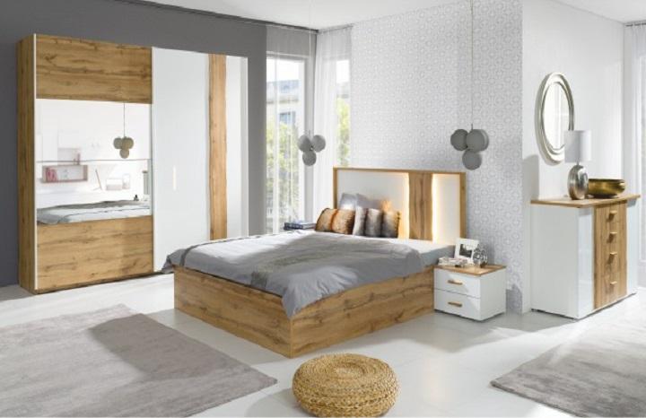 Spálňový nábytok Vodena