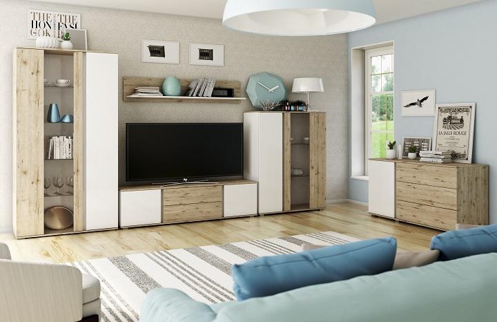 Nábytok do obývačka Leira