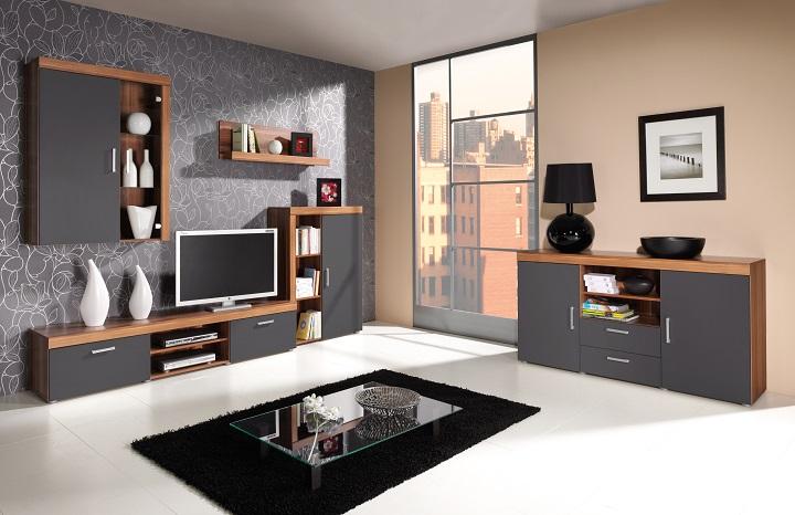 Nábytok do obývačky Cheris