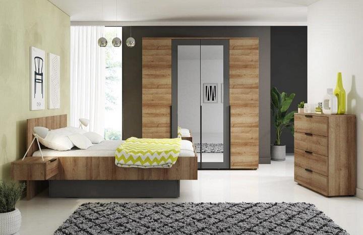 Spálňový nábytok Manno