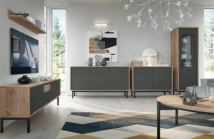 Sektorový nábytok Bergen