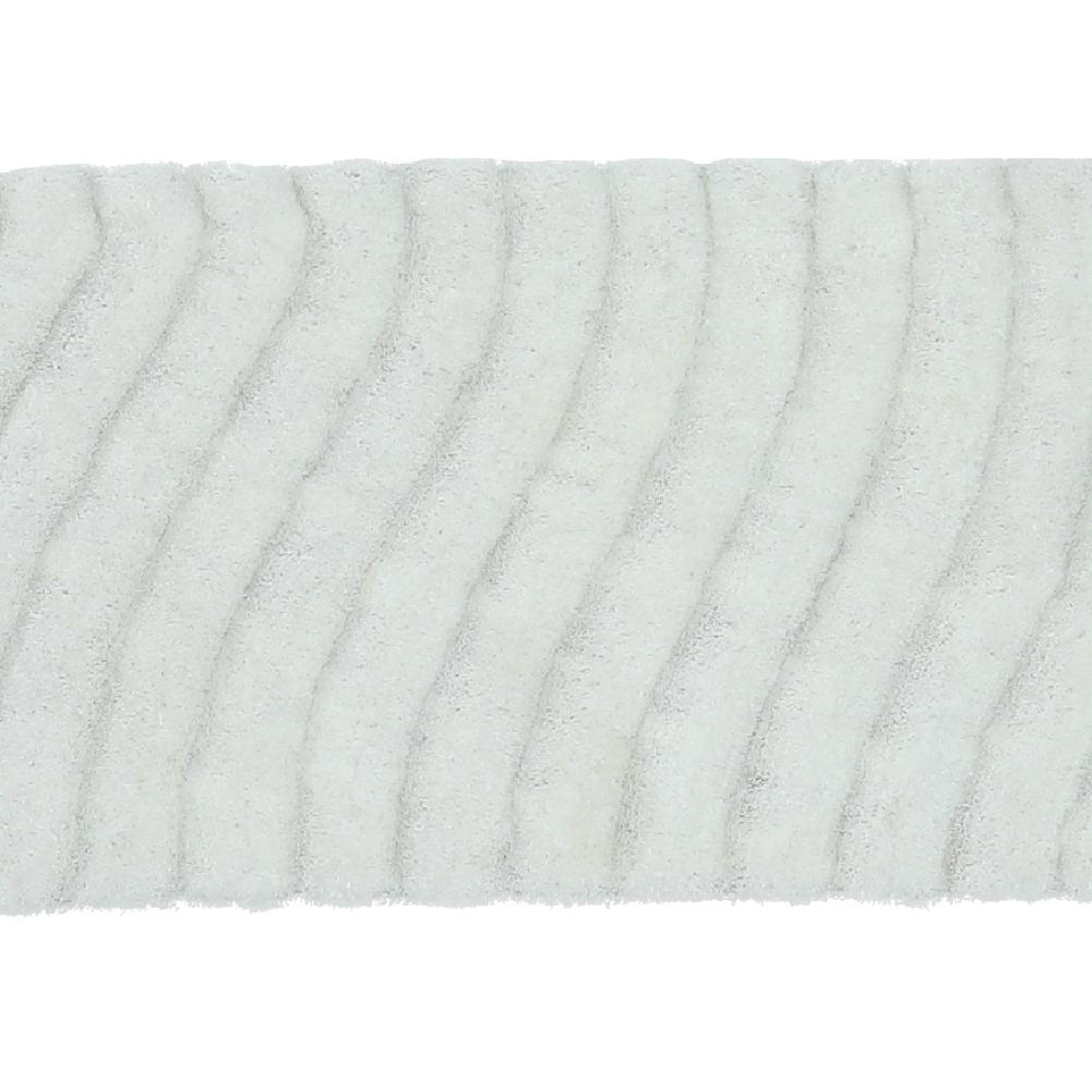 Szőnyeg, fehér-szürke, 80x150, SELMA