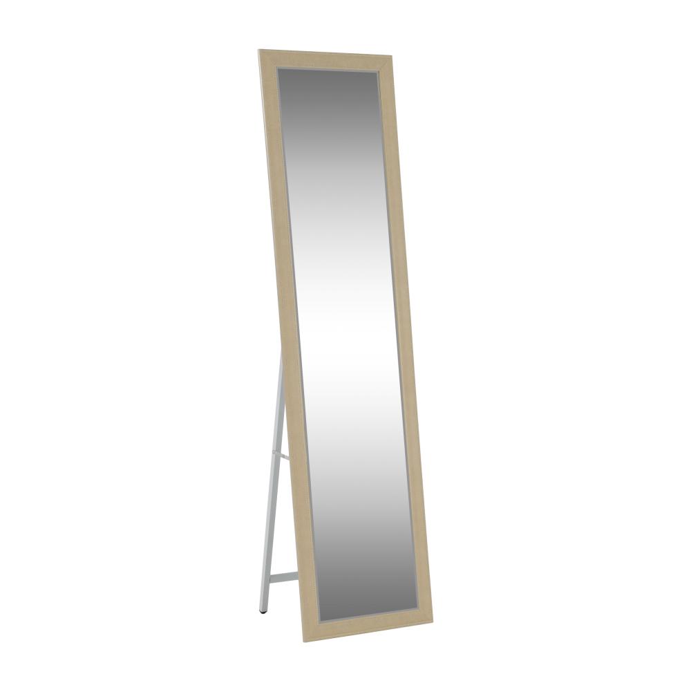 Oglindă, alb gri, ASUEL