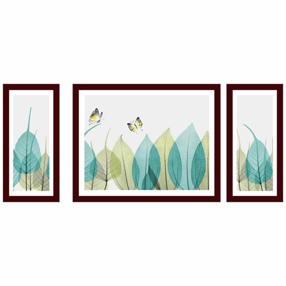 Tablouri imprimate vitrate, multicolore, DX TYP 32 IARBĂ