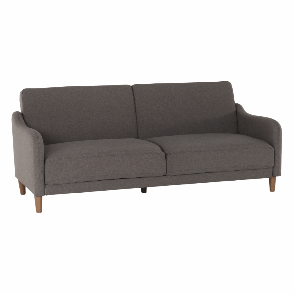 Canapea extensibilă, gri-maro TAUPE, VELORA