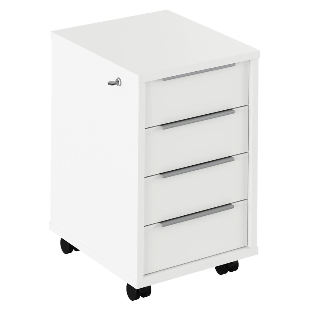 Container cu lacăt, alb, RIOMA TYP 31