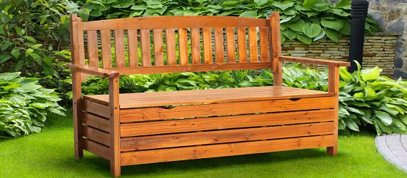 Záhradné lavice