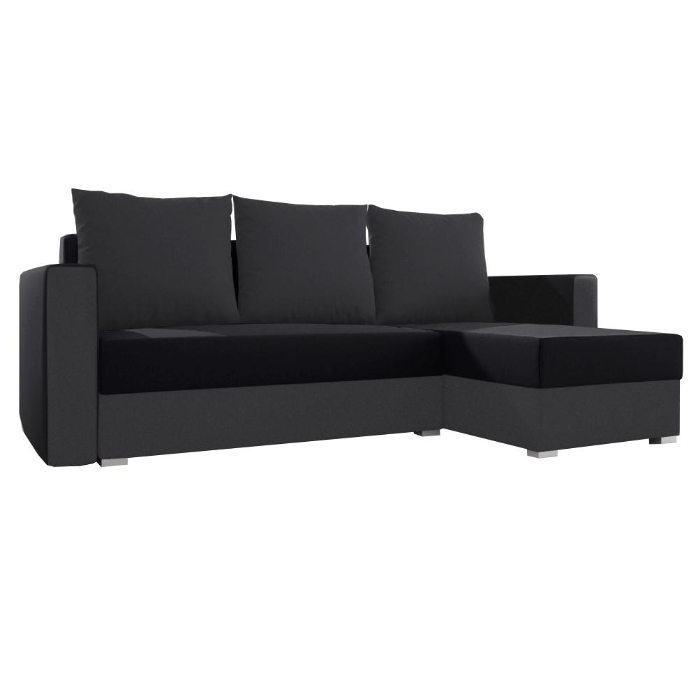 Canapea, gri/negru, MAREA