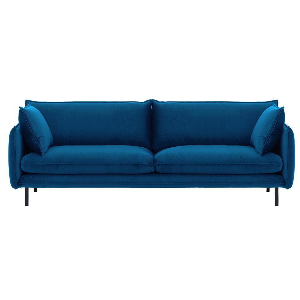 Luxus 3-ülés, párizsi kék, VINSON 3