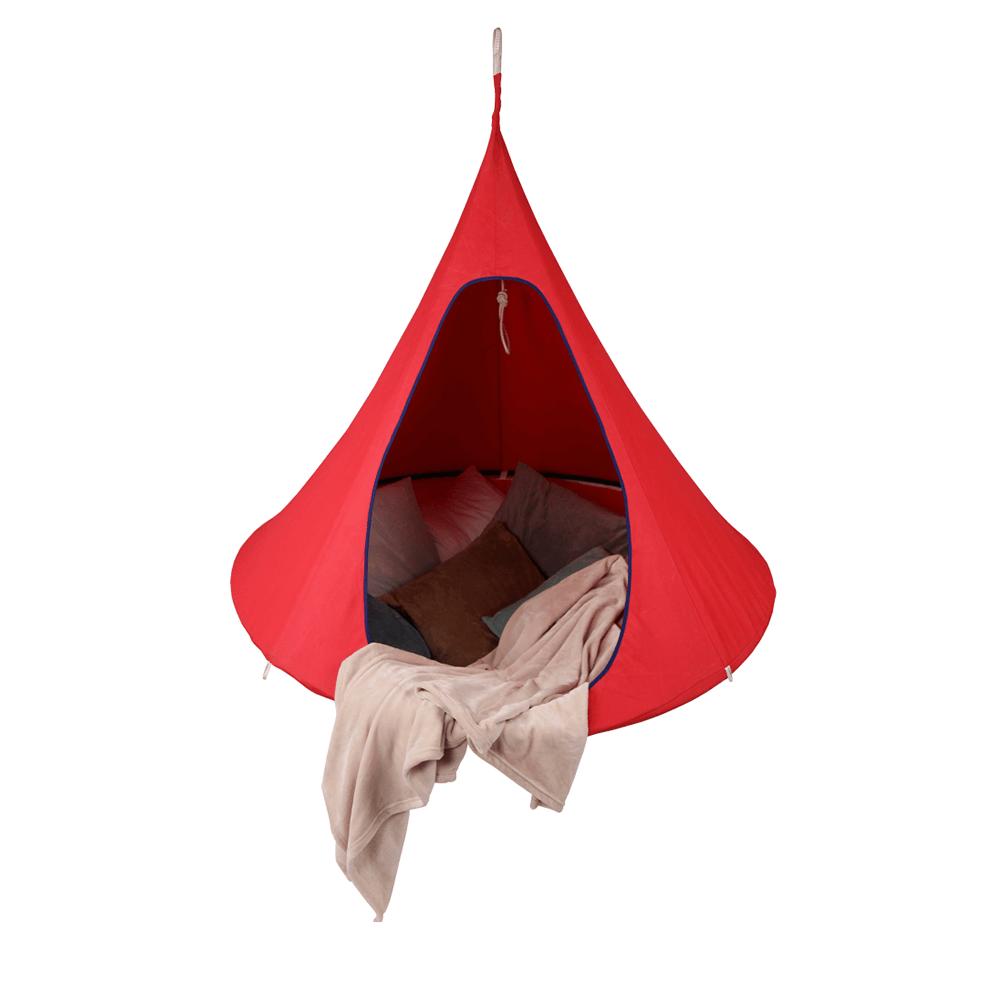 Függőfotel, piros, KLORIN NEW KIDS