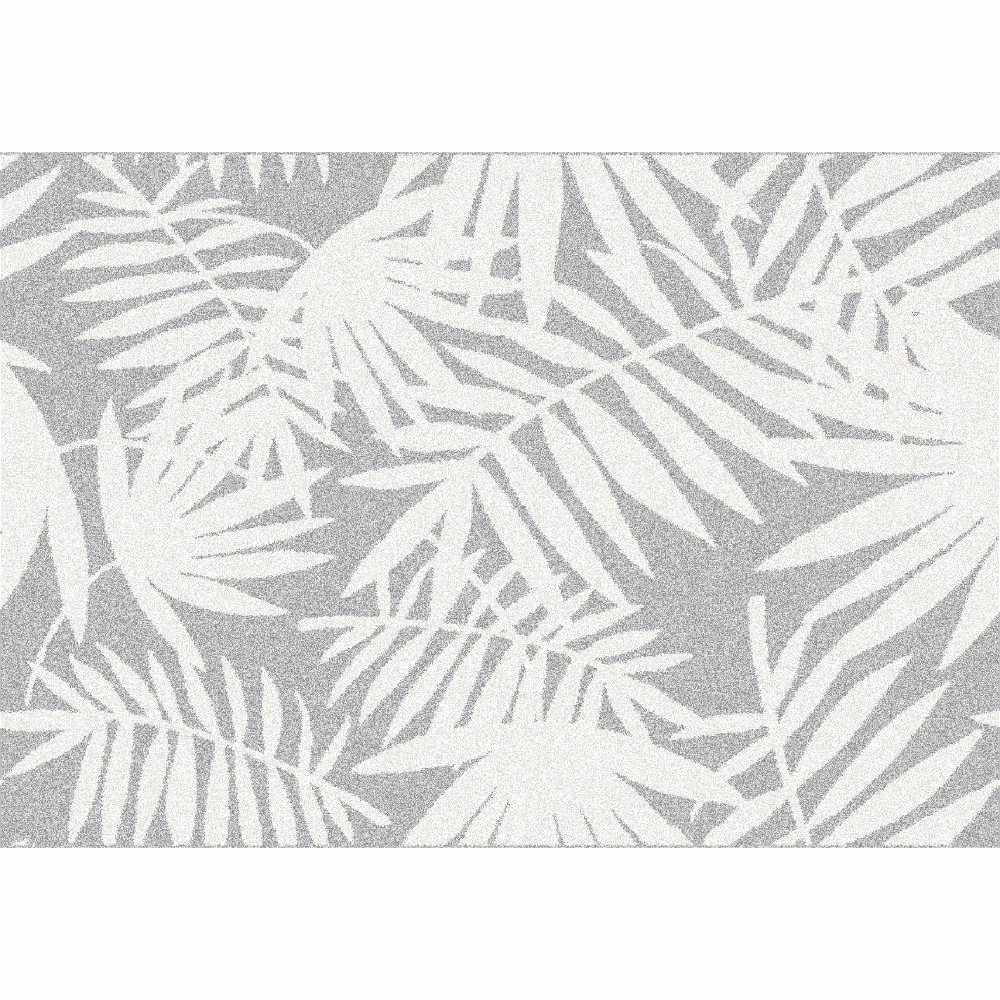 Covor, model frunze, 67x120, INTISAR