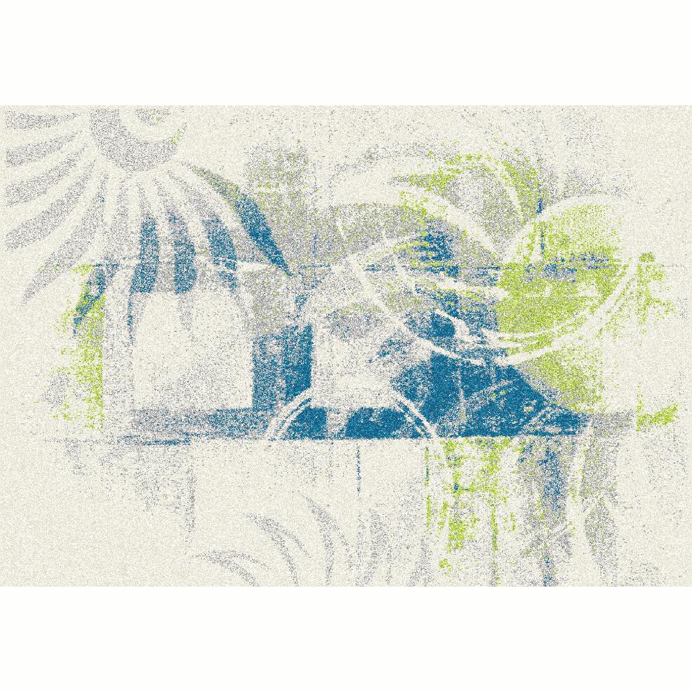 Covor, multicolor, 100x150 cm, JUMEO
