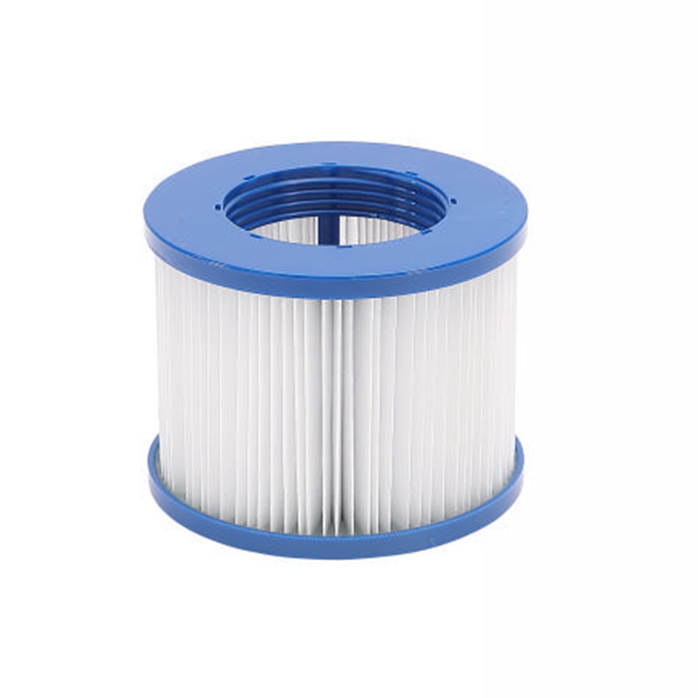 Cartuş filtru pentru jacuzzi mobil, alb, KAMINO