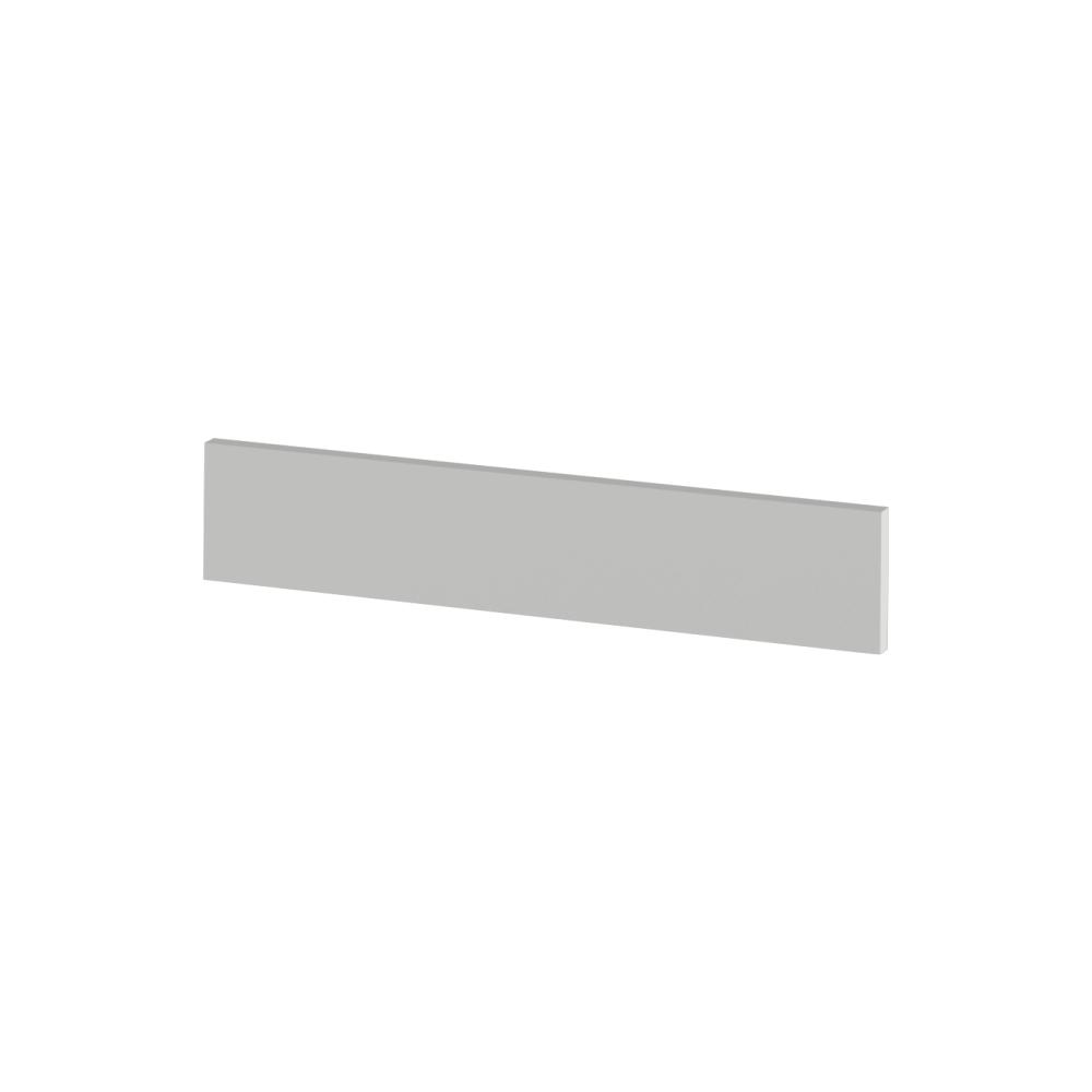 Capăt plintă laterală pentru dulapuri înalte, alb, JULIA TYP 92
