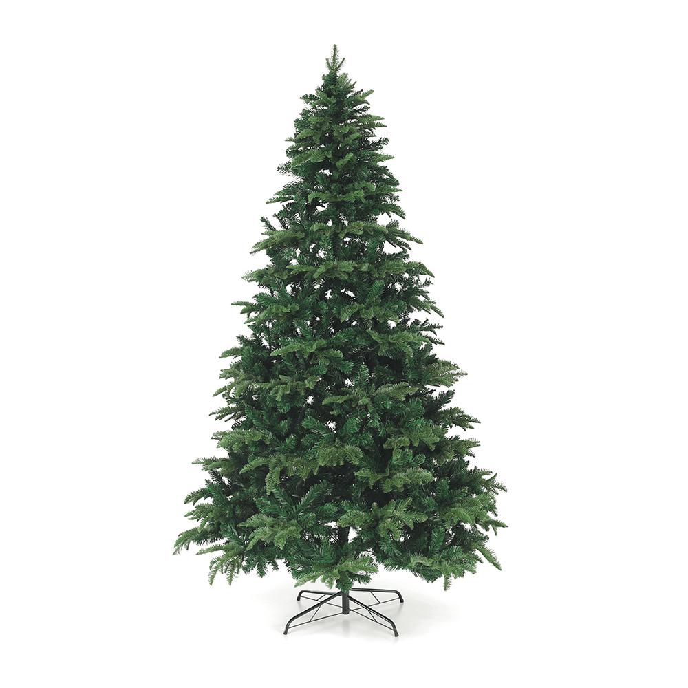 Brad 3D, verde, 220 cm, CHRISTMAS TYP 3