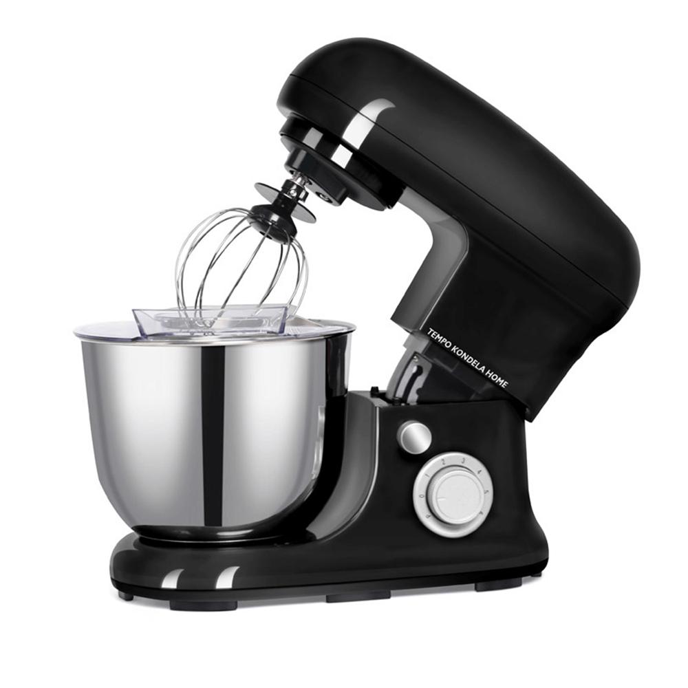 Robot de bucătărie, 1300 W, 5 l, negru, MACEJKO