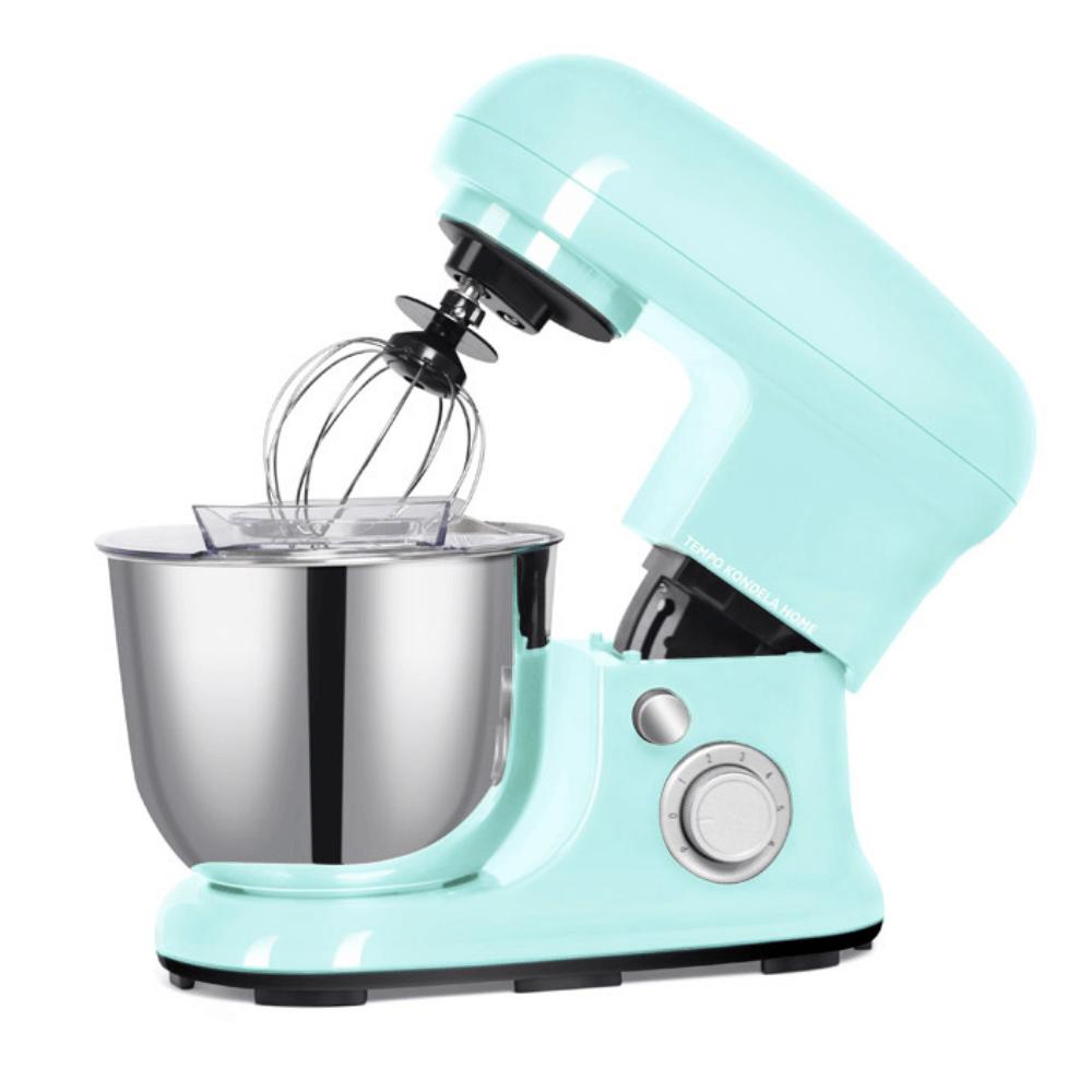 Robot de bucătărie, 1300 W, 5 l, neo mentă, MACEJKO