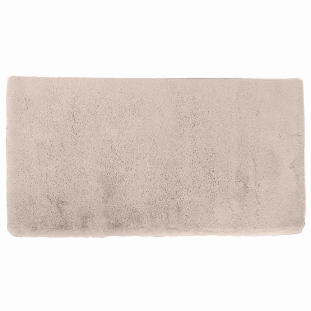 Luxus shaggy szőnyeg, bézs, 140x200, KAMALA LUX