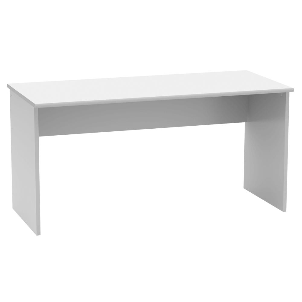 Masă de scris, alb, JOHAN 2 NEW 01