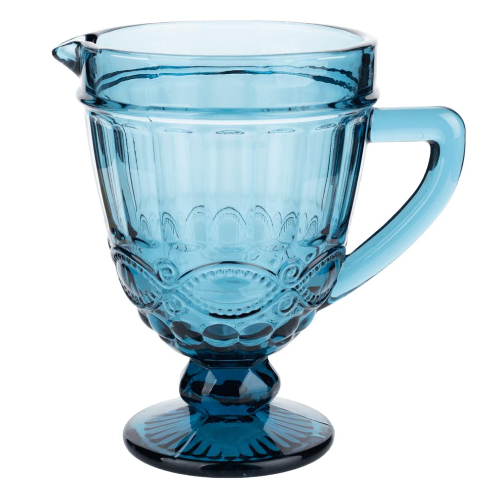 Carafă de apă, 1150ml, albastru, SAVOY