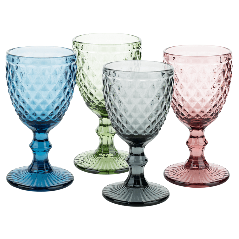 Set de 4 pahare de vin, 240ml, VERITAS TYPE 3