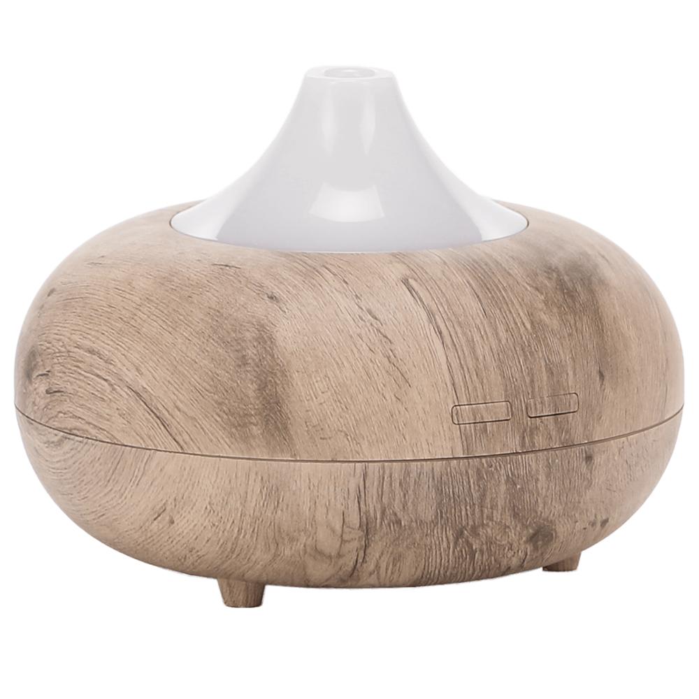 Umidificator / difuzor, lemn de culoare deschisă / alb, FILO