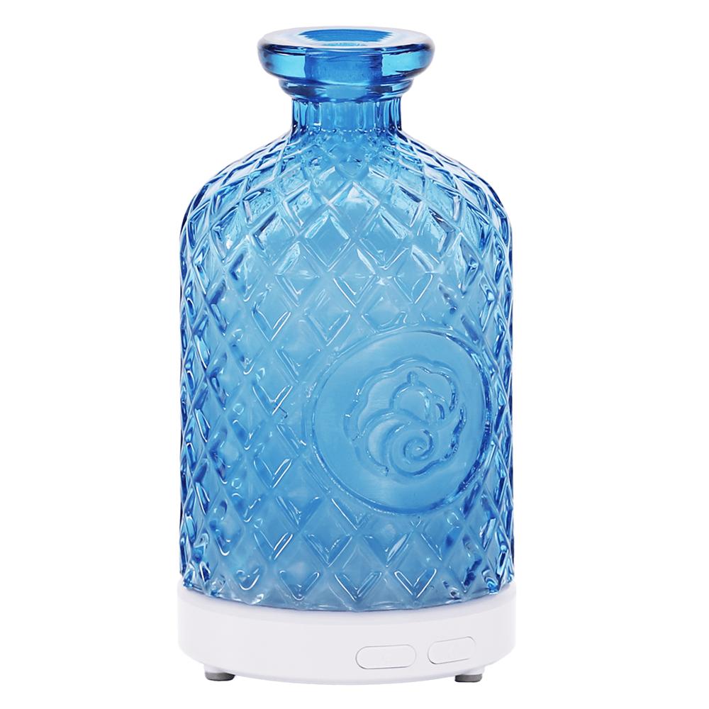 Ultrahangos aroma diffúzor, kék, GILI