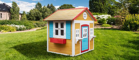 Záhradné domčeky a prístrešky