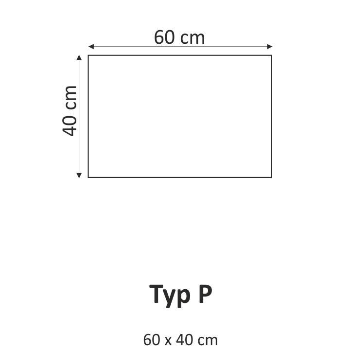 Obraz, s motívom, 60x40 TYP P, F001360F