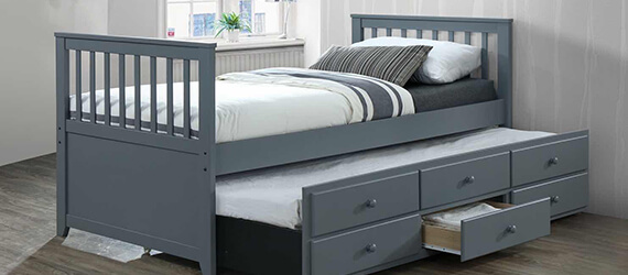 Rozkladacie postele