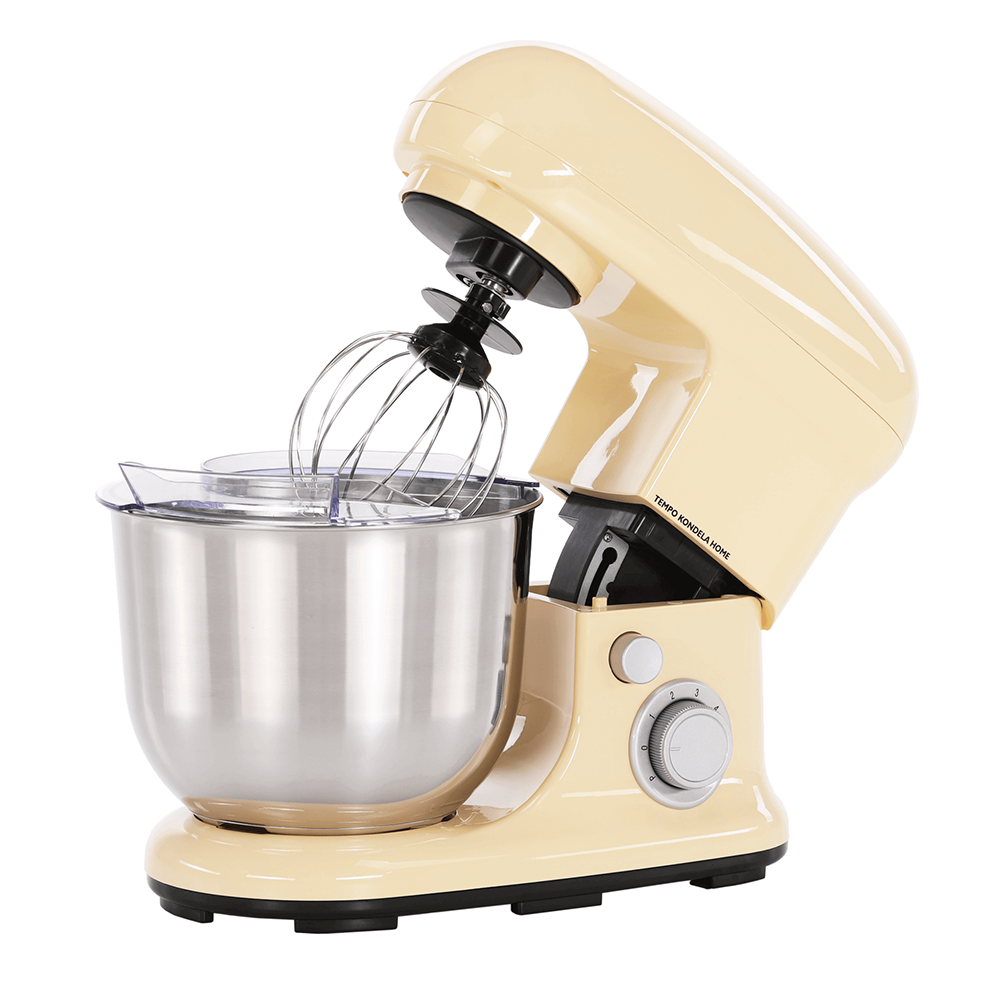 Robot de bucătărie, 1300 W, 5 l, vanilie, MACEJKO
