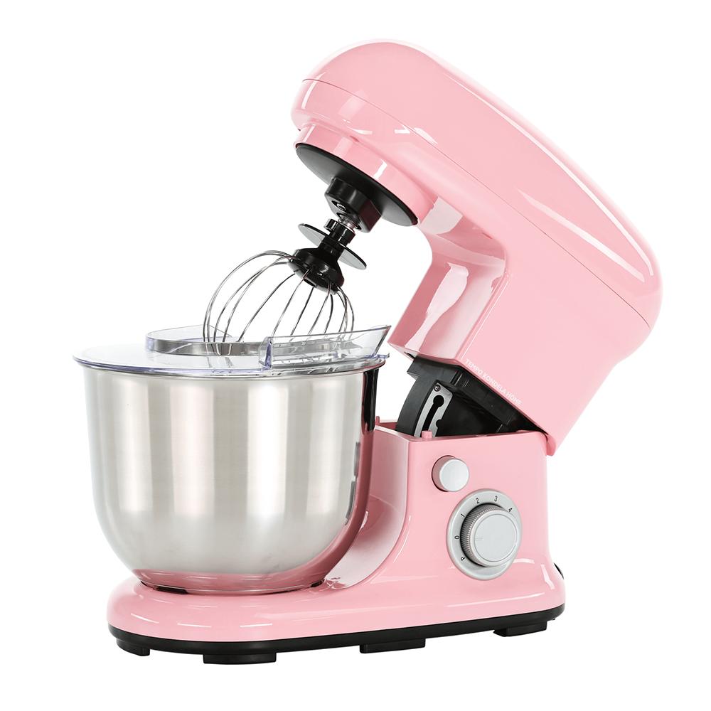 Robot de bucătărie, 1300 W, 5 l, roz, MACEJKO