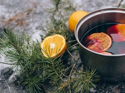 Vianočný punč - Adventný kalendár receptov