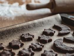 Vianočné linecké koláčiky - Adventný kalendár receptov