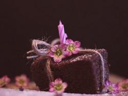 Vianočný perníkový koláč - Adventný kalendár receptov