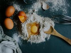 Žĺtkové koláčiky - Adventný kalendár receptov